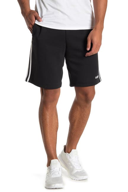 Image of adidas Essentials 3-Stripes Fleece Shorts