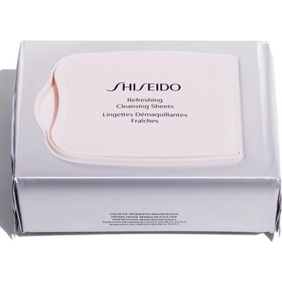 Shiseido Refreshing Cleansing Sheets