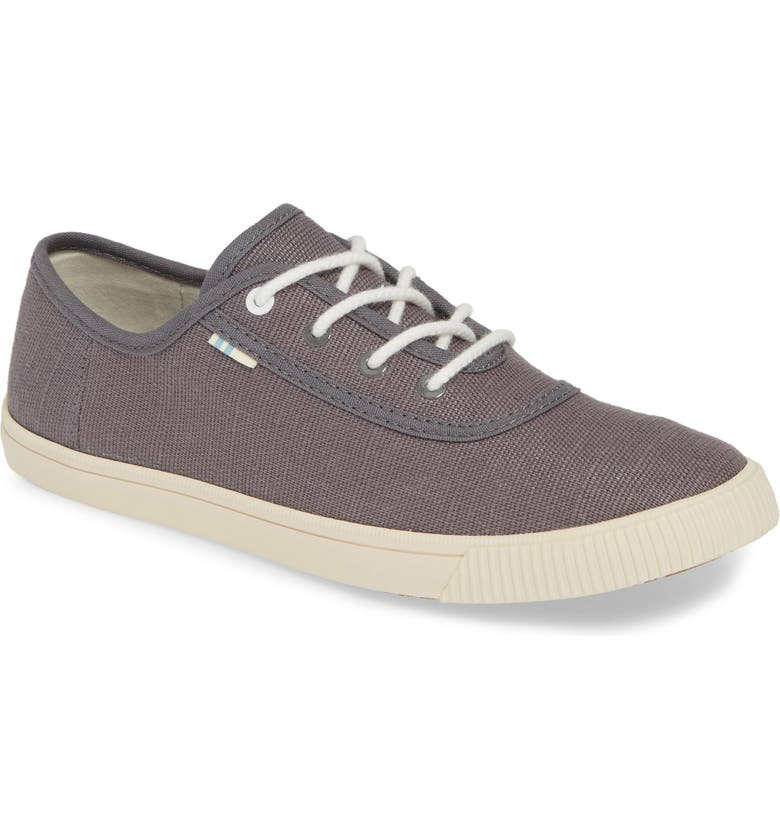 TOMS Carmel Sneaker, Main, color, SHADE HERITAGE CANVAS