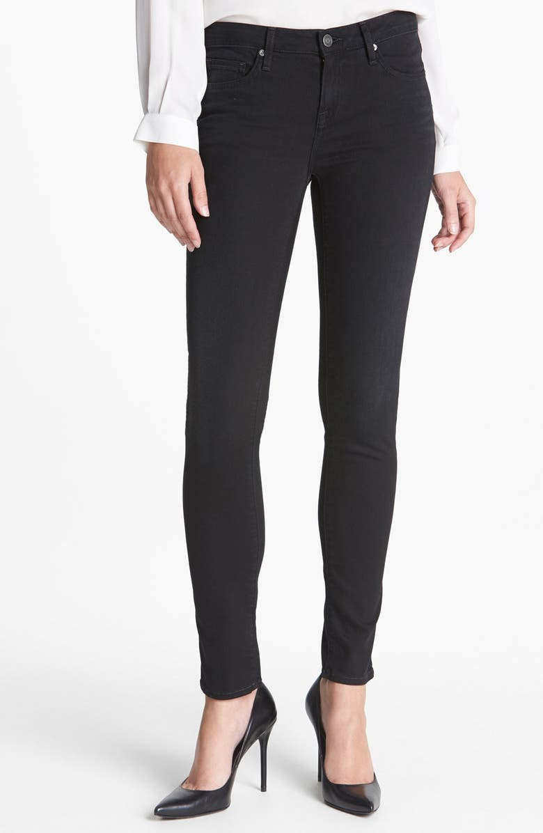 JOIE Stretch Skinny Jeans, Main, color, 001