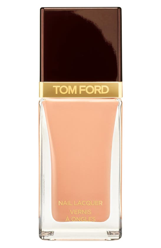 Tom Ford Women's Nail Lacquer In Mink Brule
