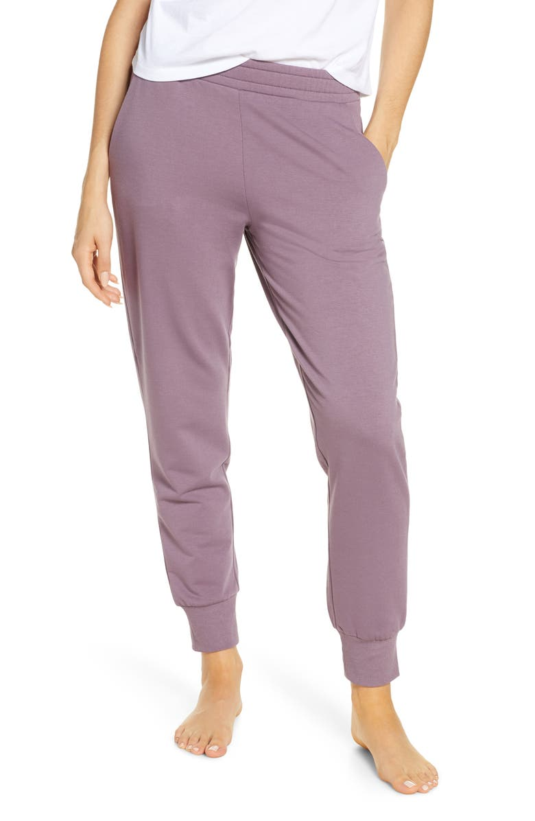 JOE'S Lounge Jogger Pants, Main, color, BLACK PLUM