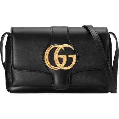 Gucci Small Arli Convertible Shoulder Bag - Black