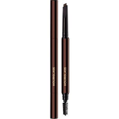 Hourglass Arch Brow Sculpting Pencil - Warm Brunette