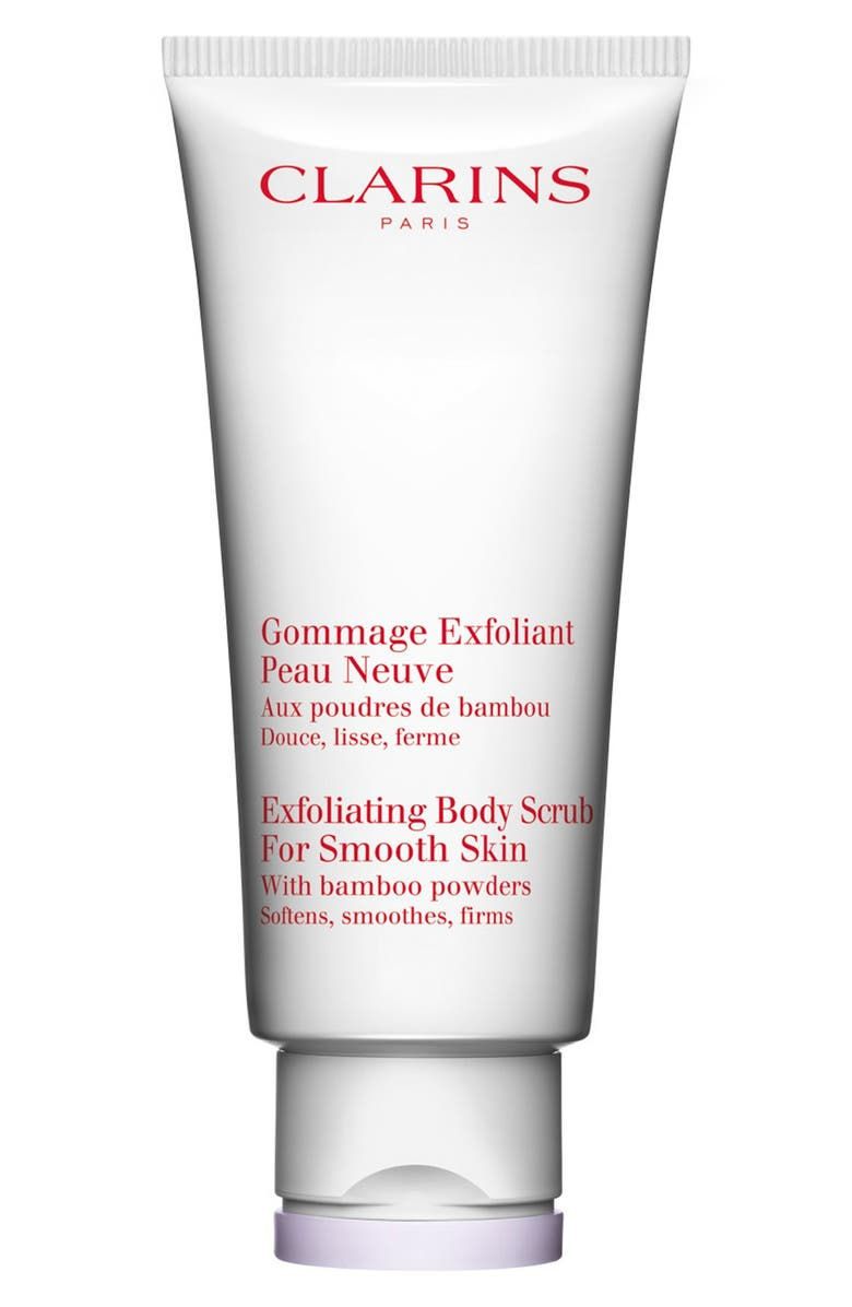 CLARINS Exfoliating Body Scrub for Smooth Skin, Main, color, NO COLOR