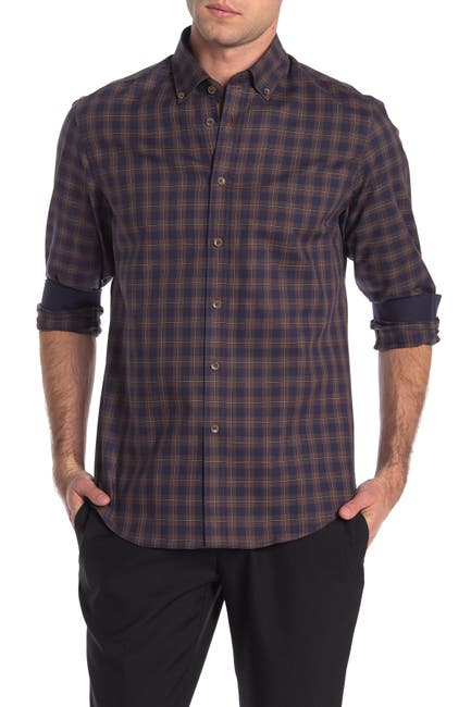 Image of James Tattersall Sport Woven Classic Fit Shirt