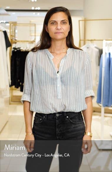Addie Print Halter Dress, sales video thumbnail