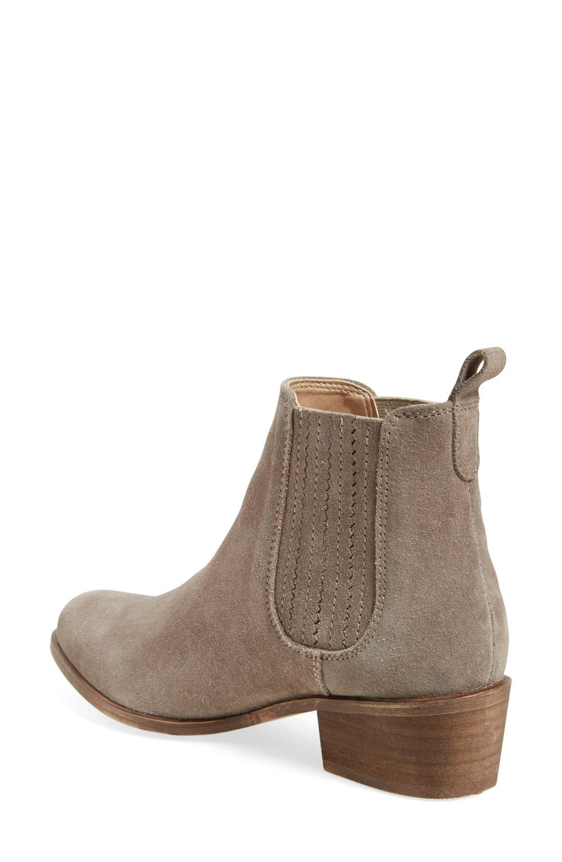 ,                             'Nylie' Chelsea Boot,                             Alternate thumbnail 6, color,                             272