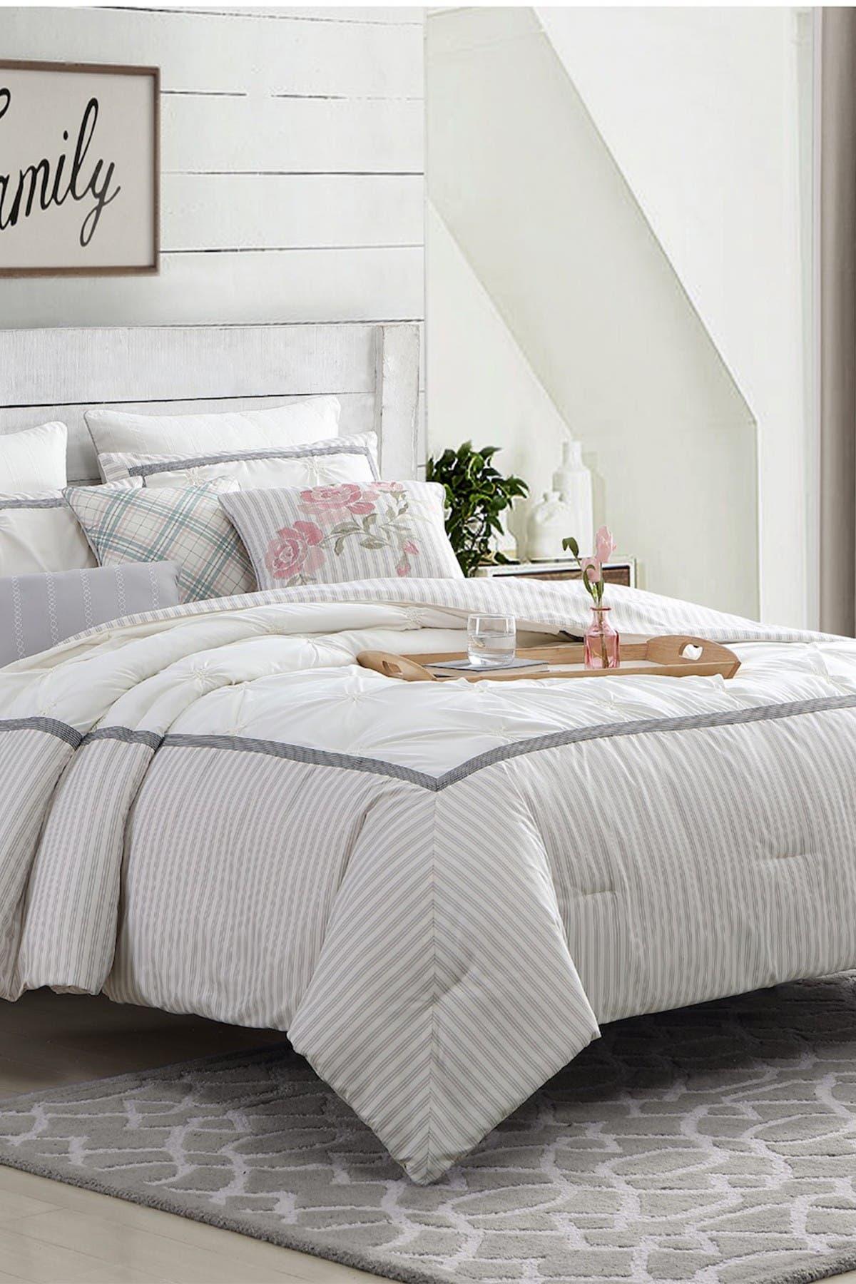 Image of Modern Threads 8-Piece Fashion Comforter Set - Remi - Queen