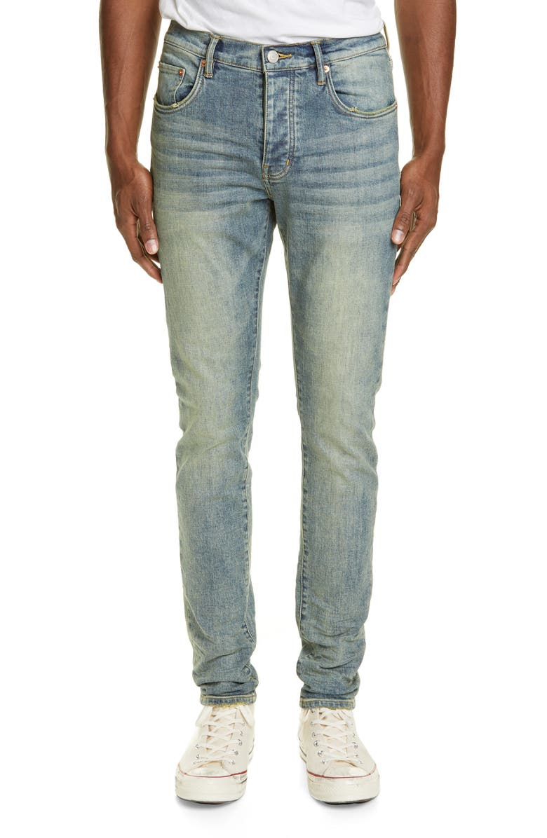PURPLE Slim Fit Jeans