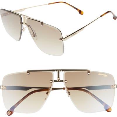 Carrera Eyewear Navigator Sunglasses - Gold