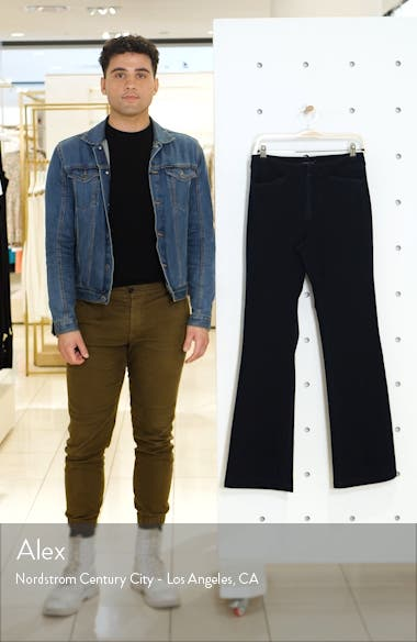 Suffolk High Waist Flare Jeans, sales video thumbnail