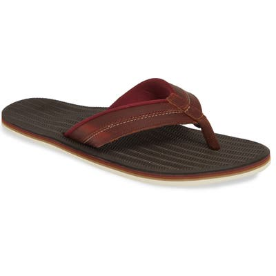 Hari Mari Brazos Lx Flip Flop, Brown