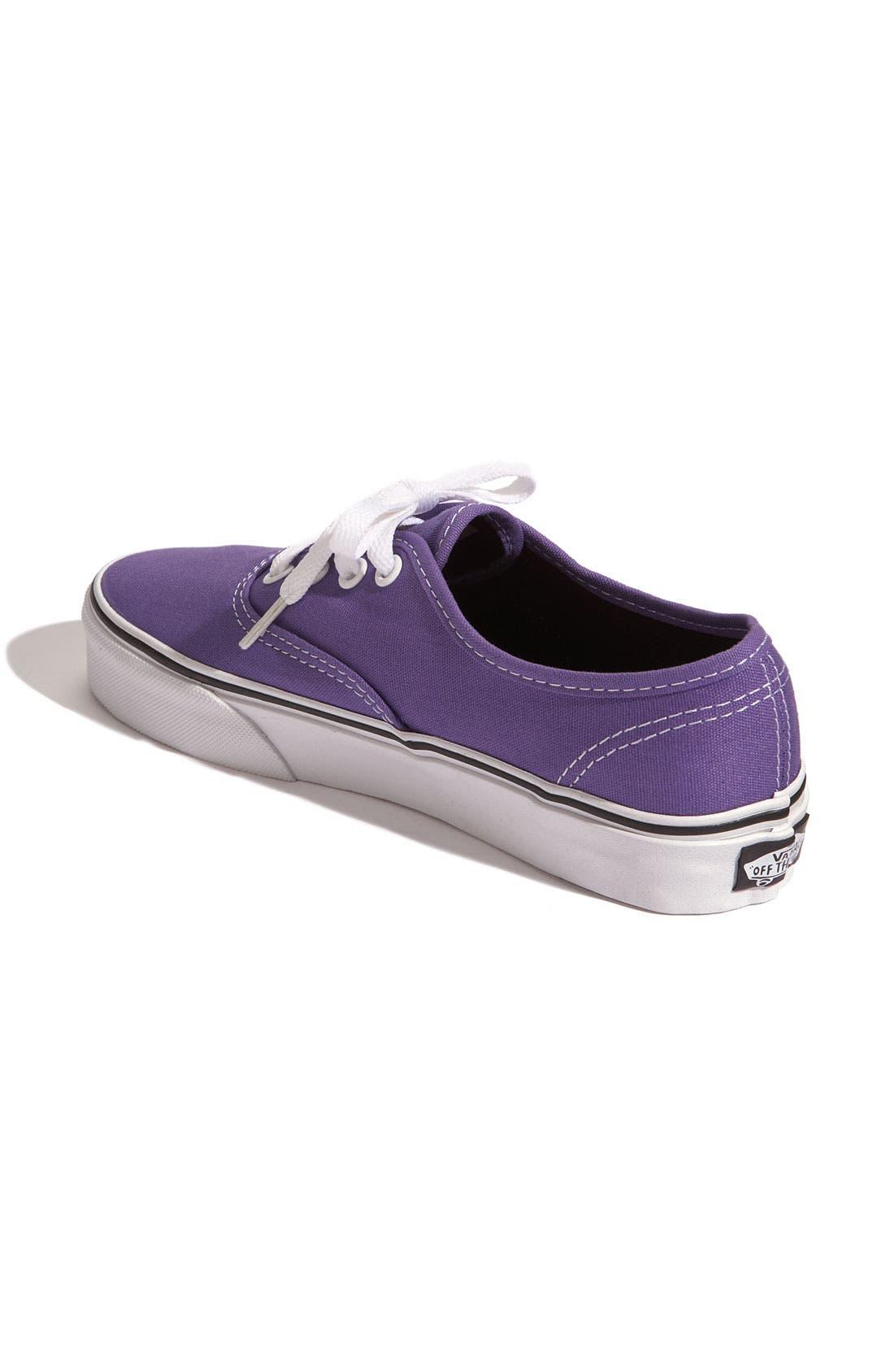 ,                             'Authentic' Sneaker,                             Alternate thumbnail 675, color,                             520