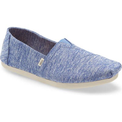 Toms Alpargata Slip-On, Blue