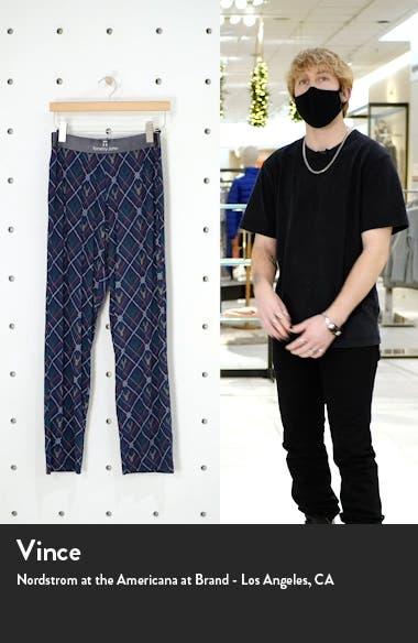 Second Skin Print Lounge Pants, sales video thumbnail