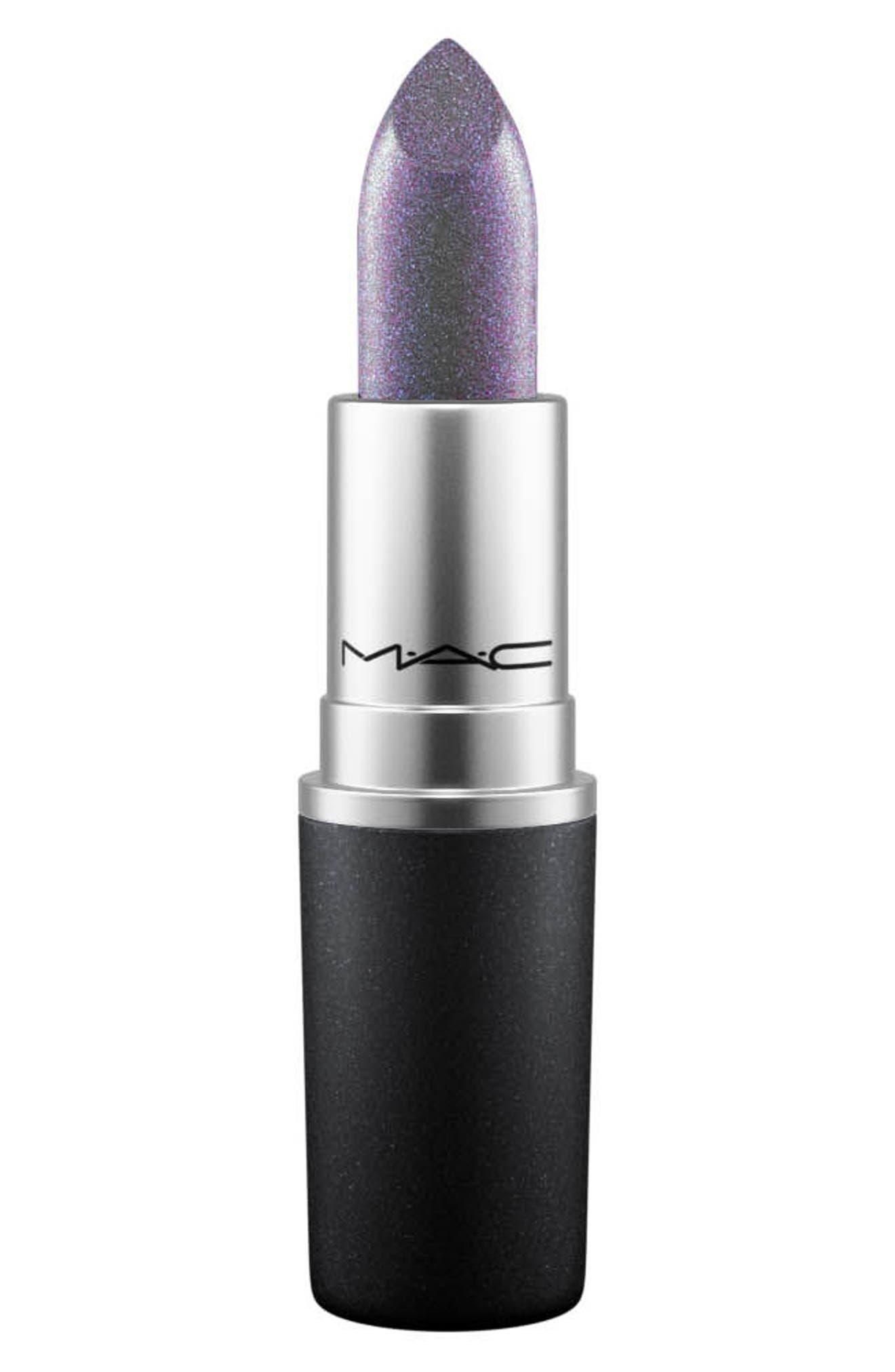 ,                             MAC Strip Down Nude Lipstick,                             Main thumbnail 425, color,                             498
