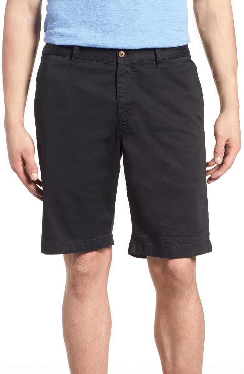 TOMMY BAHAMA Boracay Chino Shorts, Main, color, 001