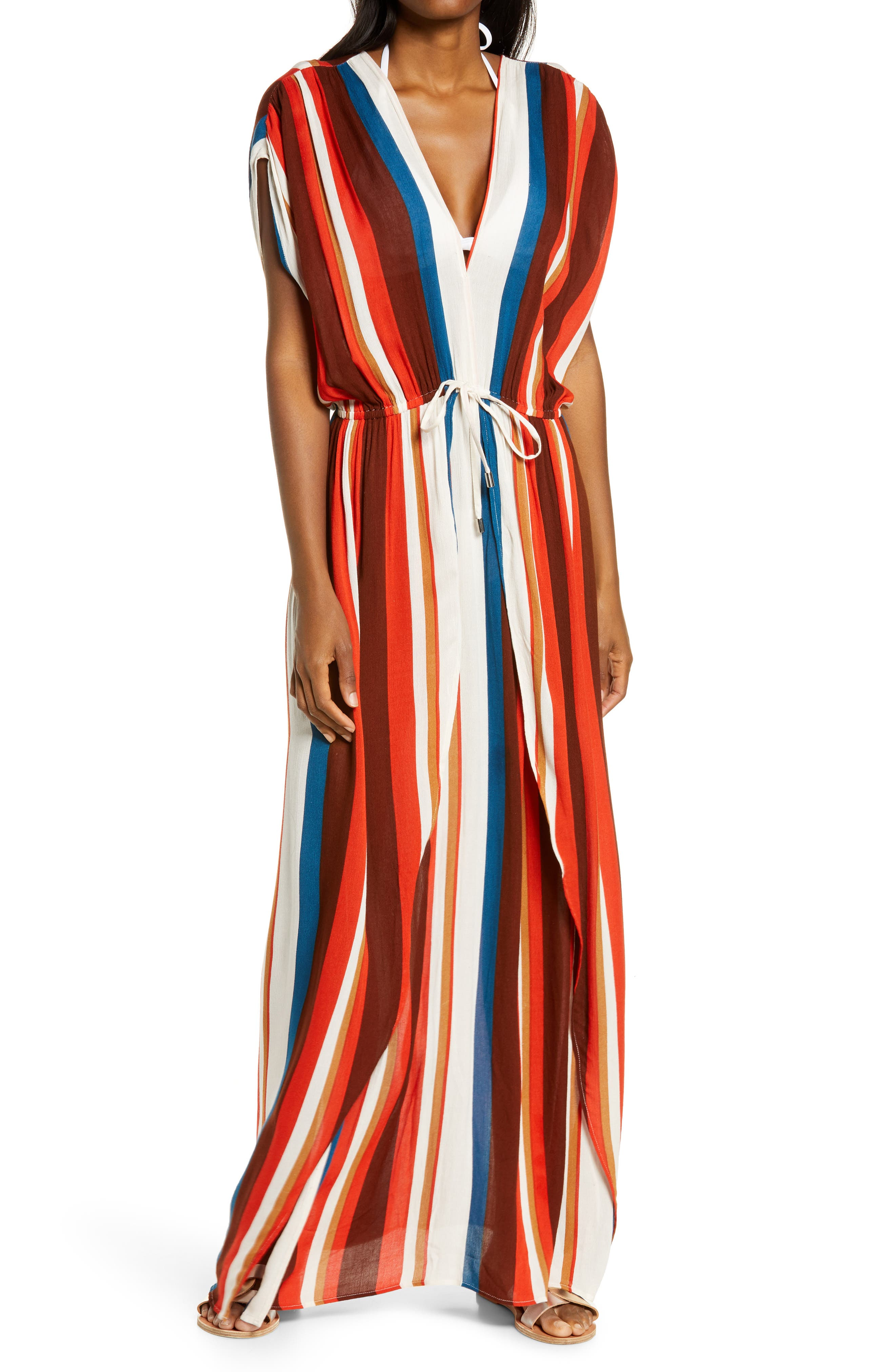 Maxi Cover-Up Dress