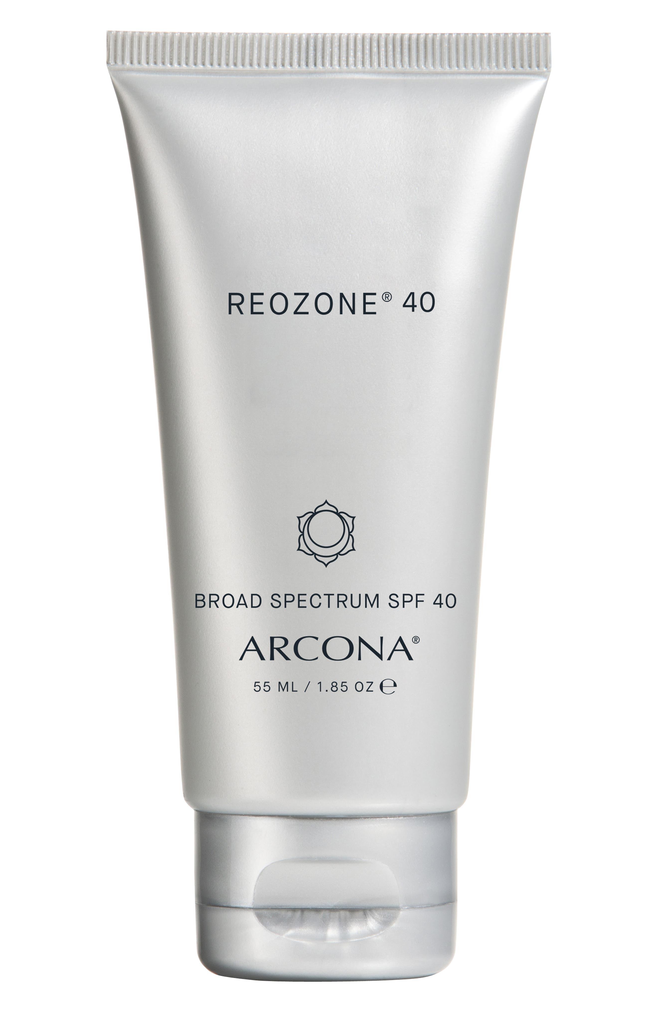 Reozone 40 Broad Spectrum Spf 40 Sunscreen