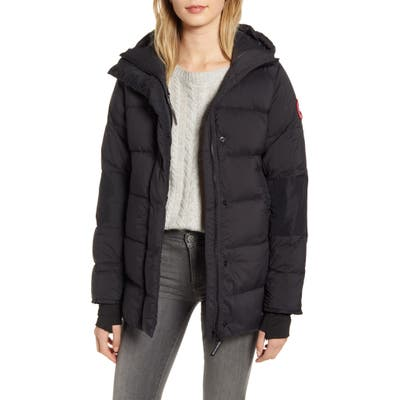 Canada Goose Alliston Packable Down Jacket, (2) - Black