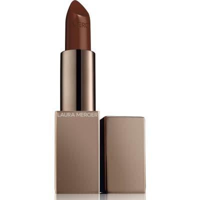 Laura Mercier Rouge Essentiel Silky Creme Lipstick - Chocolat Divin