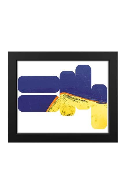 """Image of PTM Images Golden Pills 19""""x23"""" Framed MDF Canvas"""