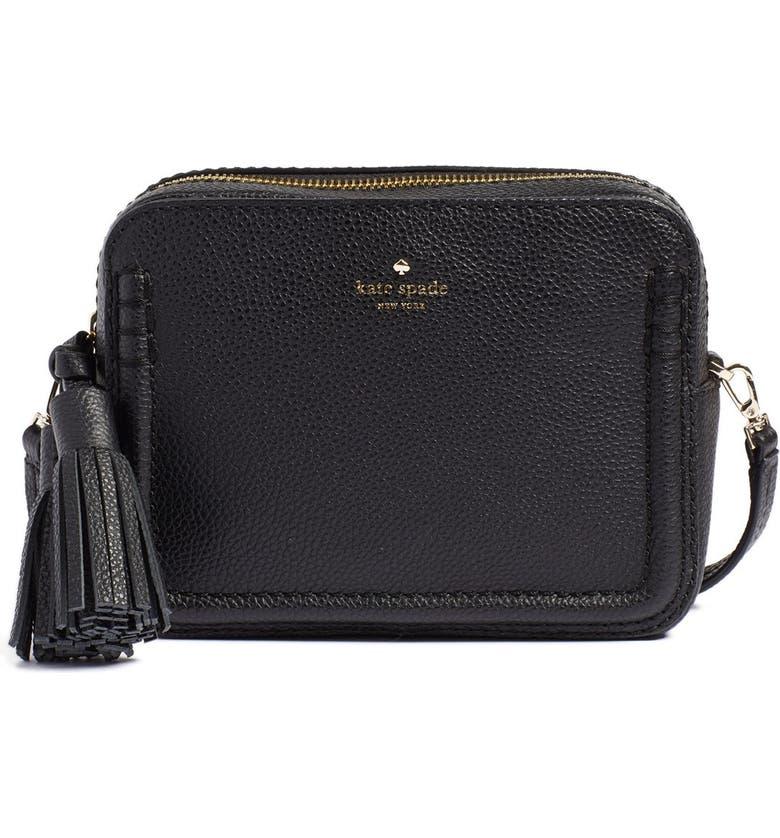KATE SPADE NEW YORK 'orchard street - arla' crossbody bag, Main, color, 001