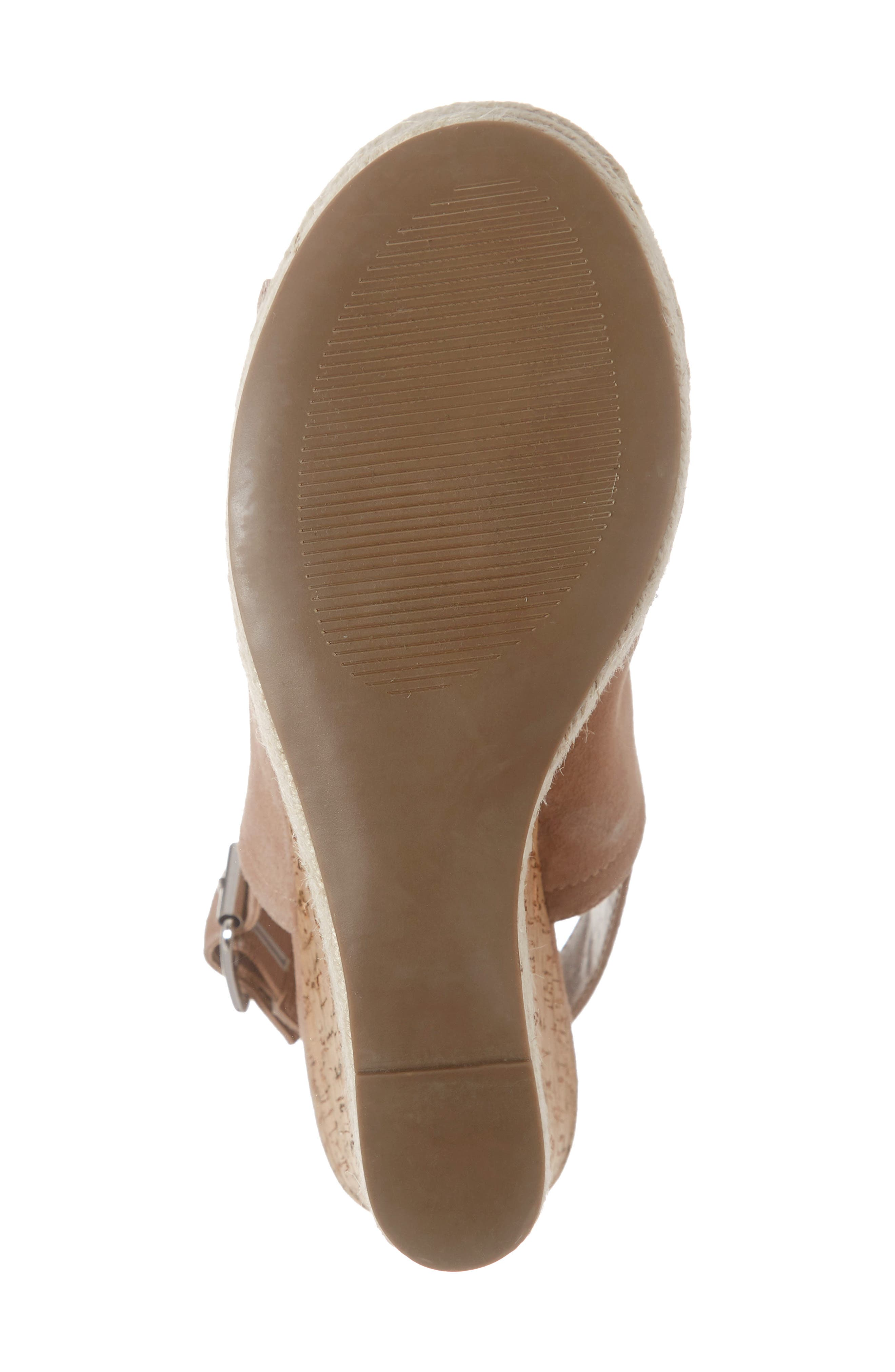 ,                             Giver Espadrille Wedge Sandal,                             Alternate thumbnail 18, color,                             200