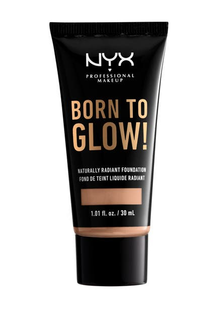 Image of NYX COSMETICS Born To Glow Naturally Radiant Foundation - Soft Beige