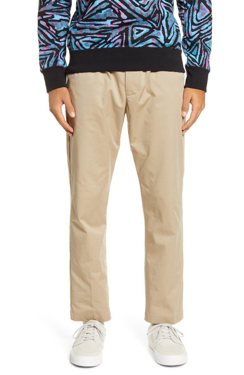 NIKE SB Dri-FIT Chino Pants, Main, color, KHAKI