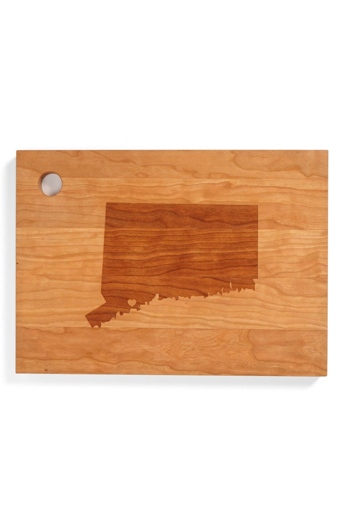,                             'State Silhouette' Cutting Board,                             Main thumbnail 7, color,                             206
