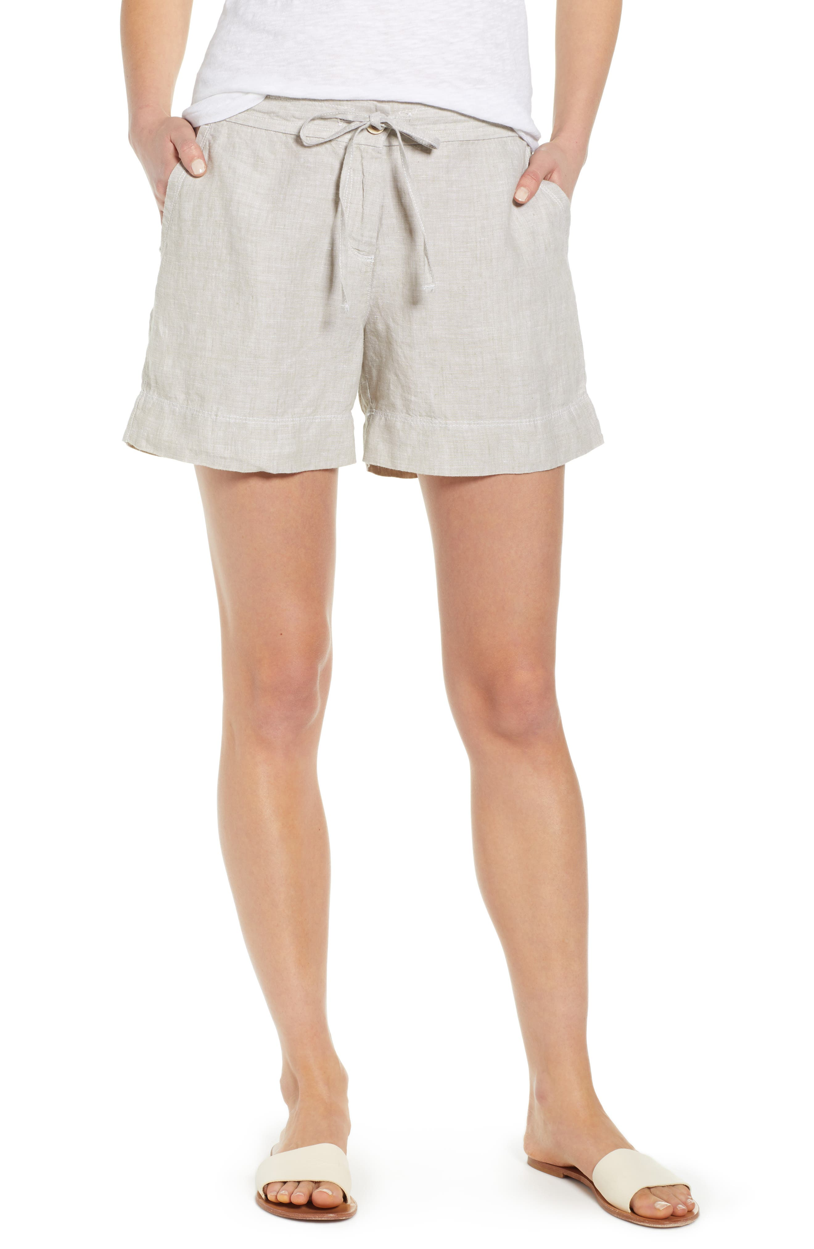 Women's Tommy Bahama Palmbray Linen Shorts