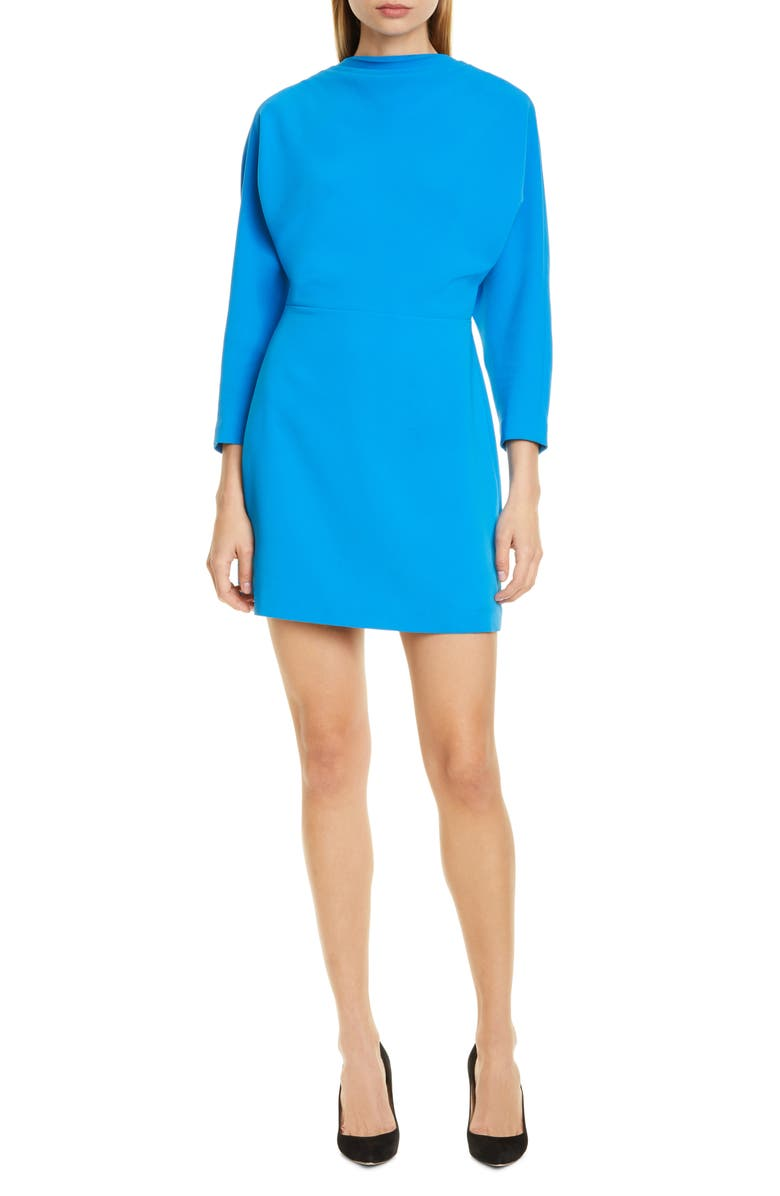 A.L.C. Marin Dolman Long Sleeve Dress, Main, color, OCEAN