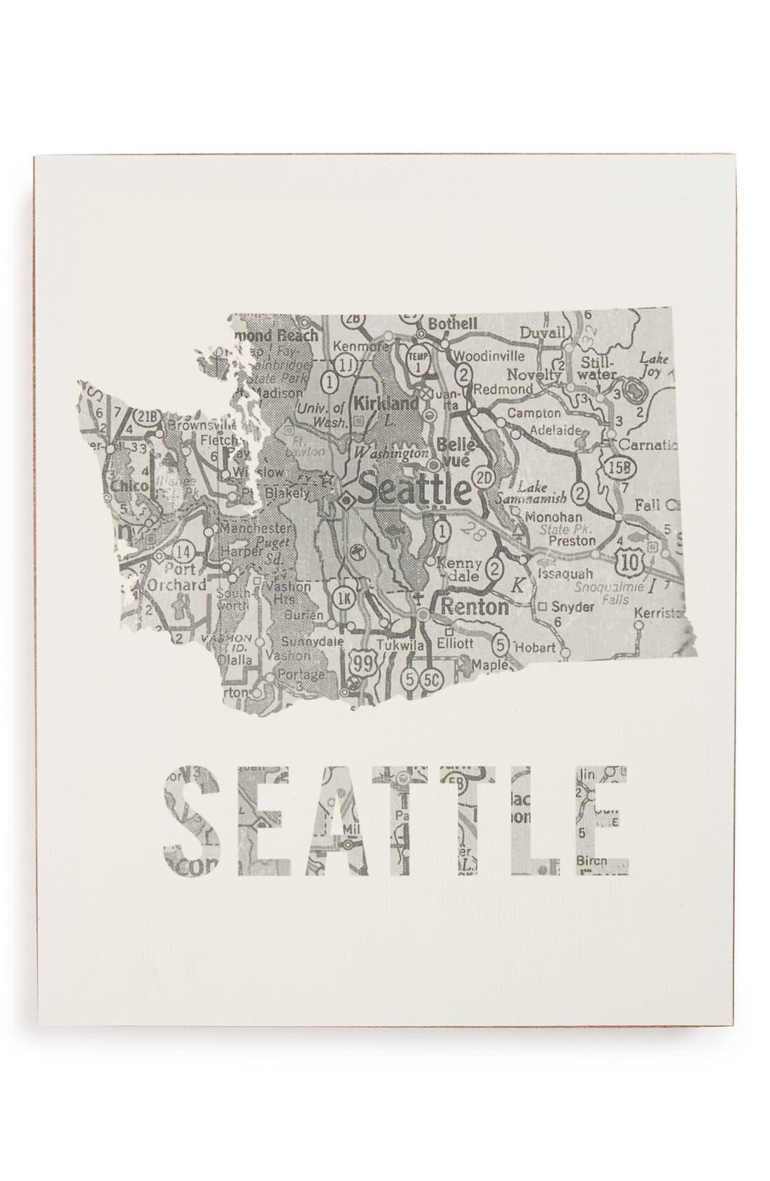 ,                             City Map Wall Art,                             Main thumbnail 37, color,                             054