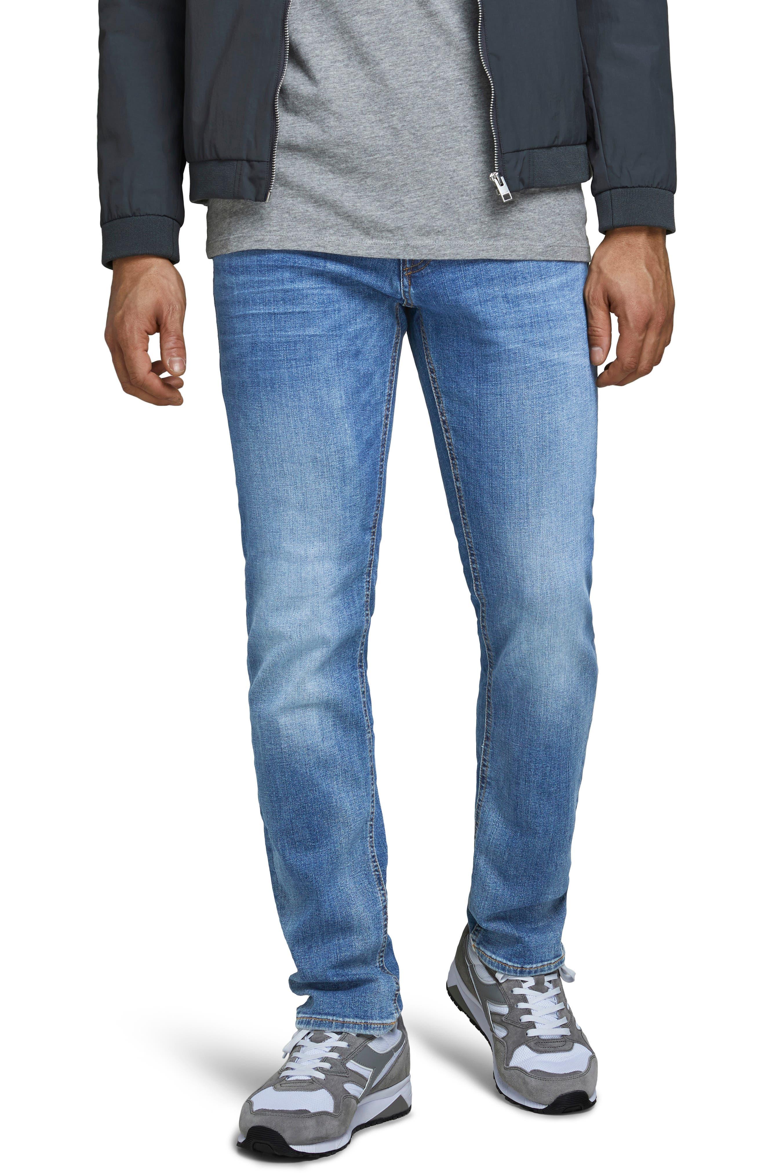 Tim Original Am 781 50Sps Slim Straight Leg Jeans