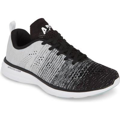 Apl Techloom Pro Knit Running Shoe, Grey