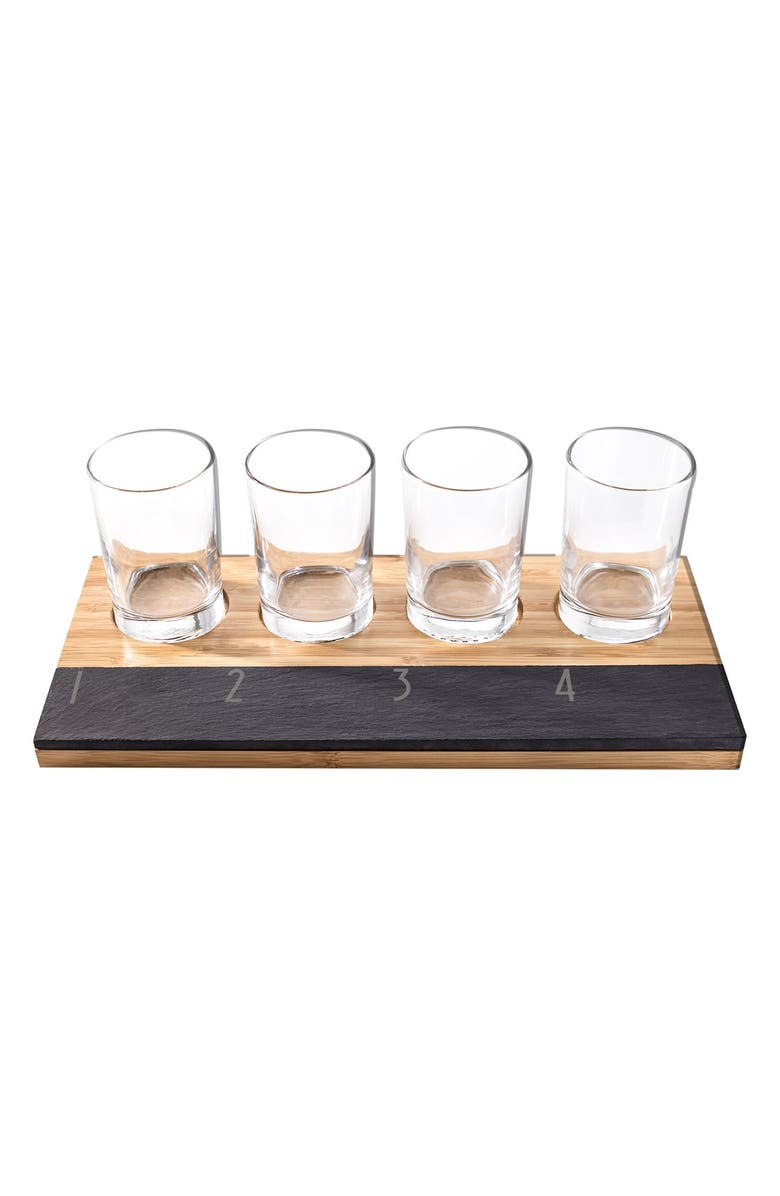 CATHY'S CONCEPTS Personalized Craft Beer Tasting Flight, Main, color, 200