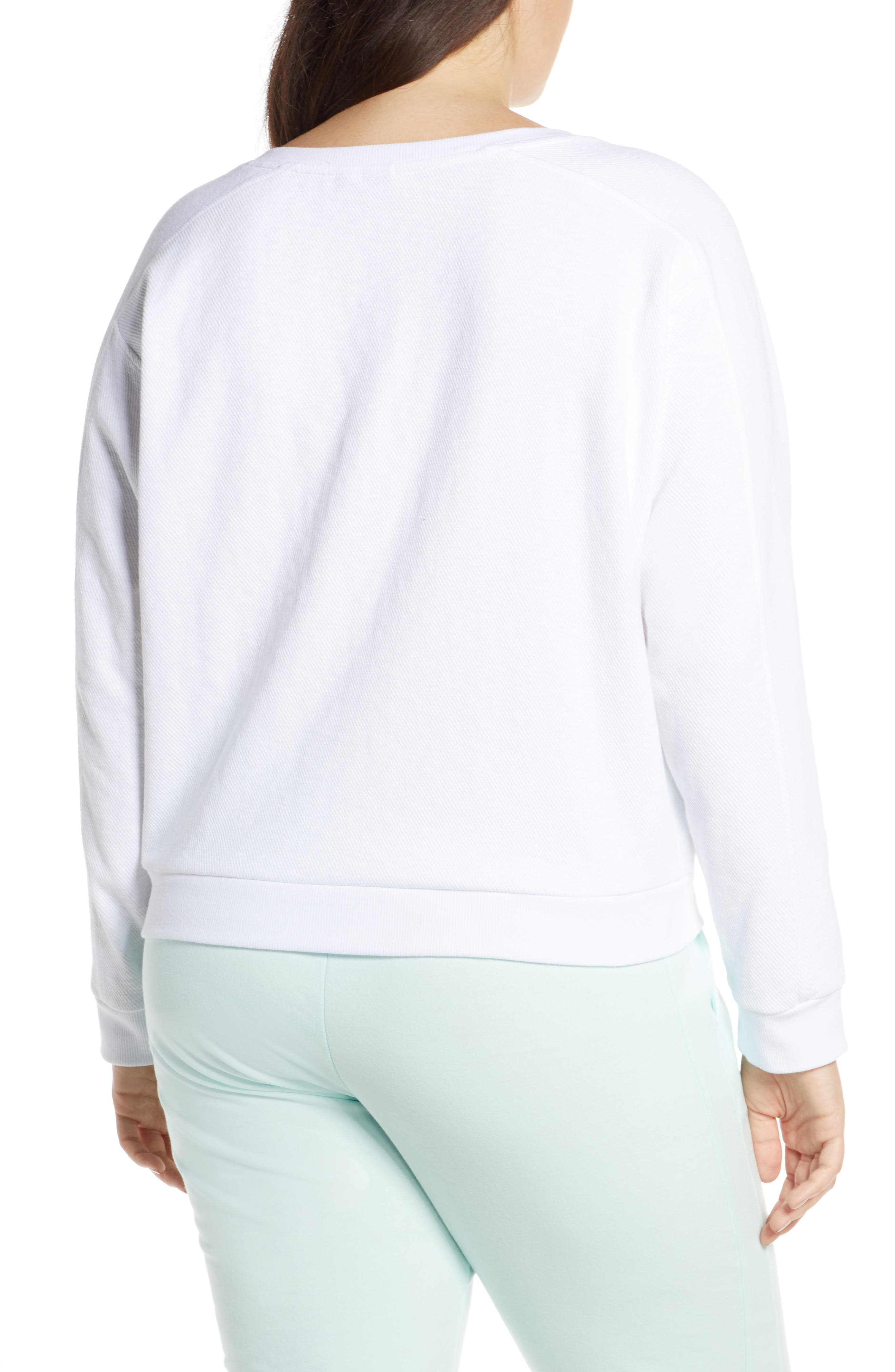 ,                             Vienna Pullover,                             Alternate thumbnail 5, color,                             WHITE