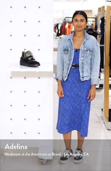 Bora Bora Faux Fur Sneaker, sales video thumbnail