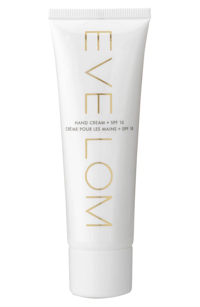EVE LOM Hand Cream SPF 10, Main, color, 000