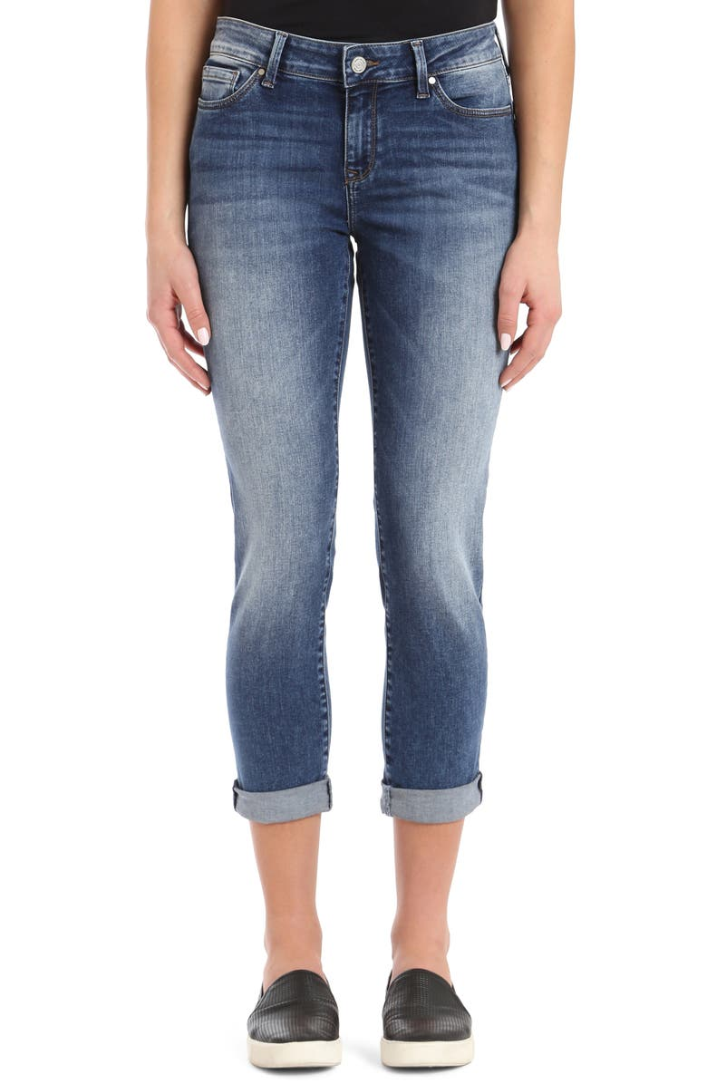 MAVI JEANS Ada Slim Jeans, Main, color, 420