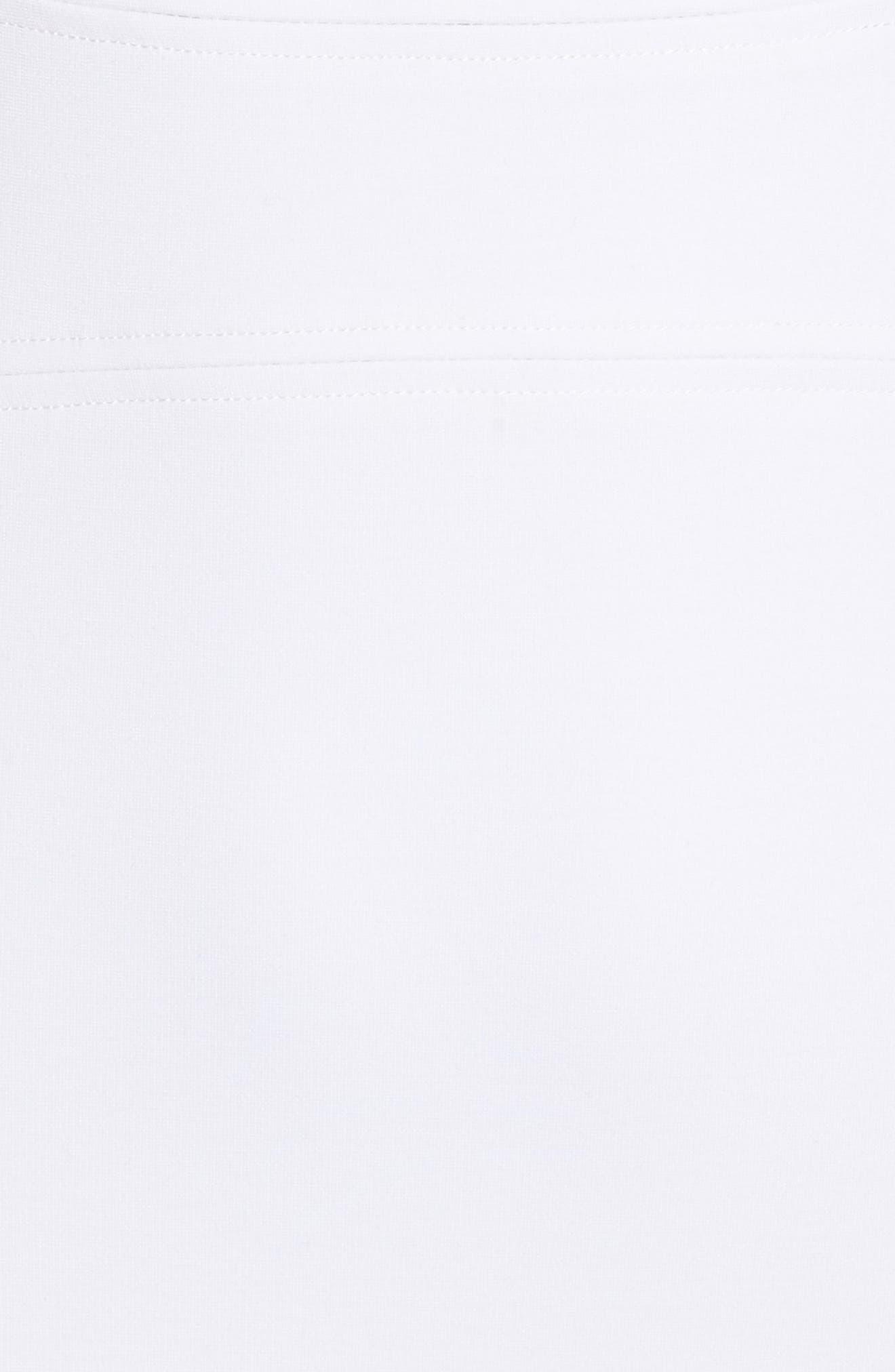 ,                             Olive Street Body-Con Dress,                             Alternate thumbnail 6, color,                             WHITE