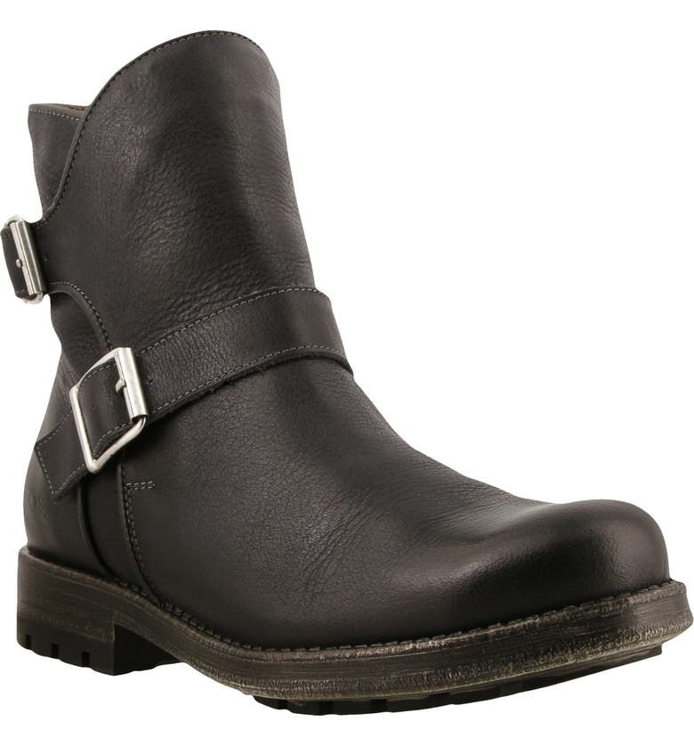TAOS Outlaw Buckle Boot, Main, color, 001
