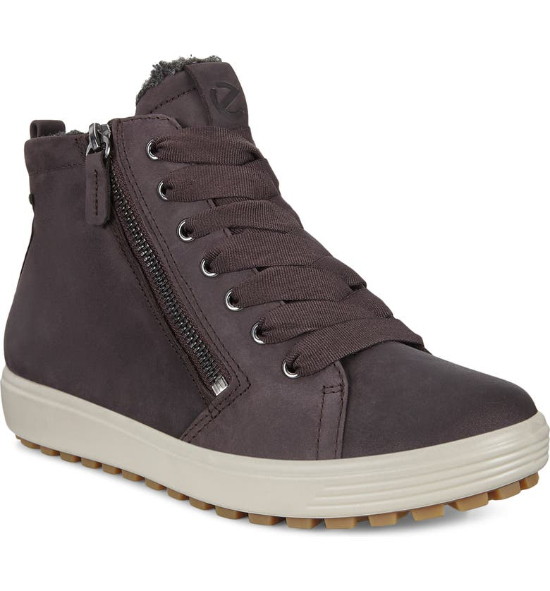 ECCO Soft 7 Tred Gore-Tex<sup>®</sup> Waterproof Bootie, Main, color, 022