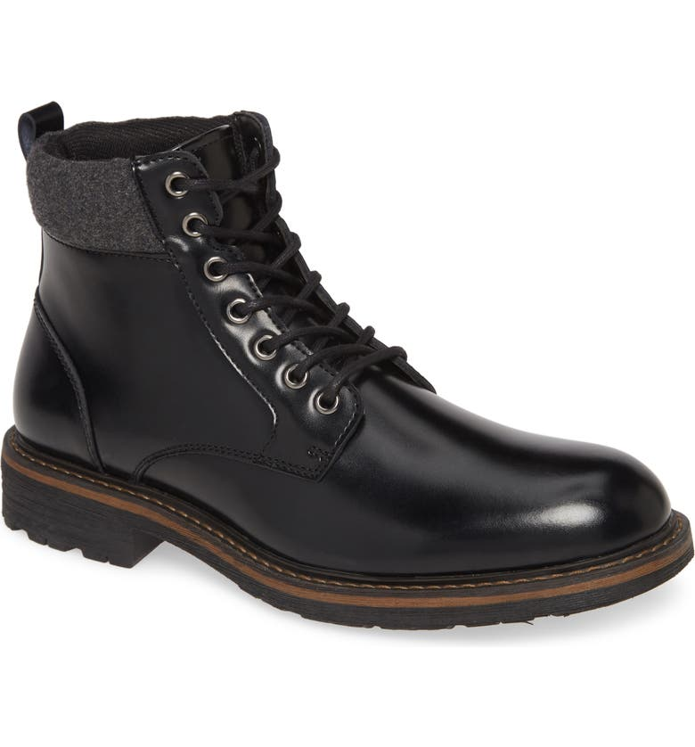 BP. Dean Boot, Main, color, BLACK