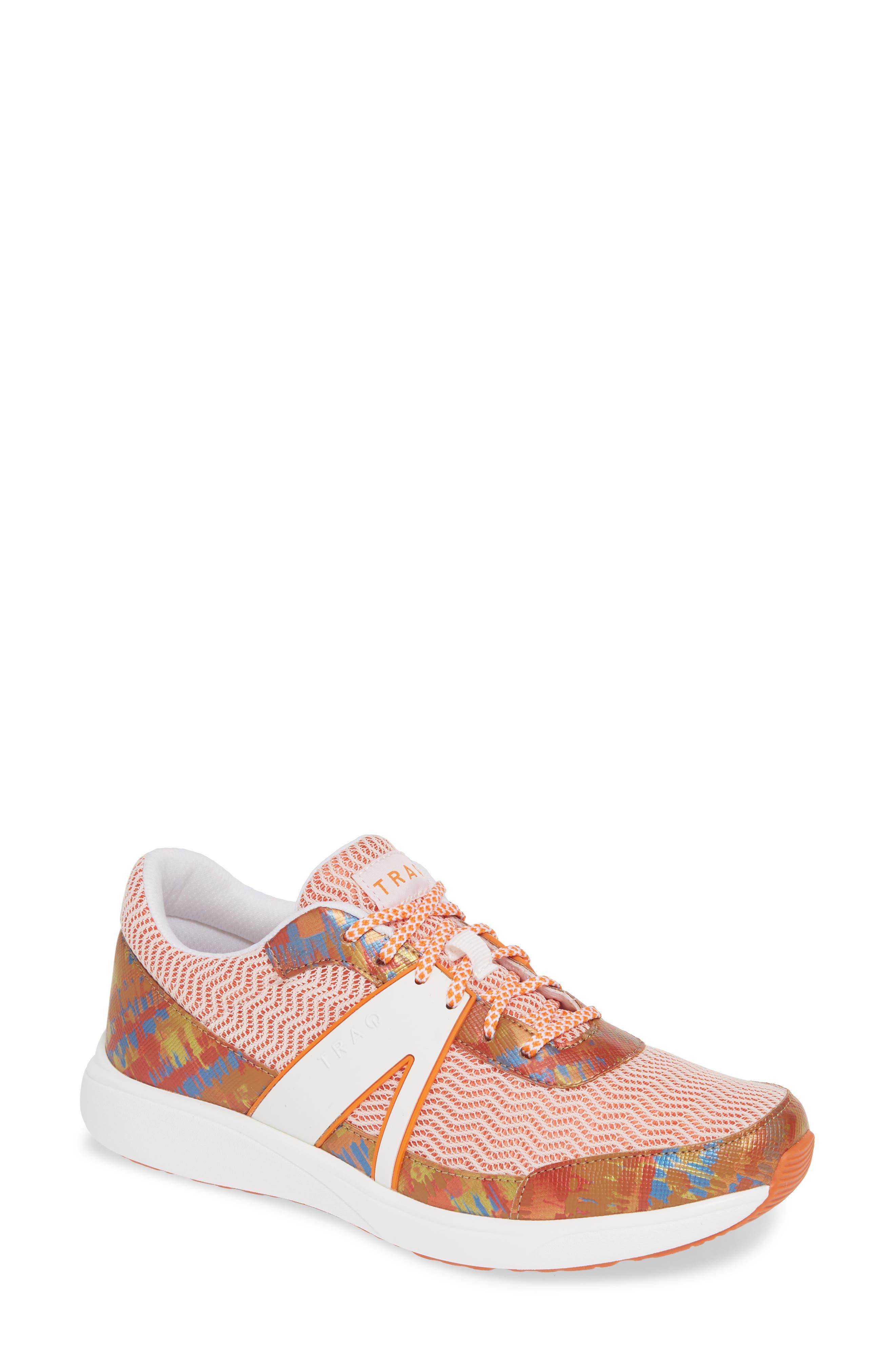 Alegria Qarma Sneaker, Orange