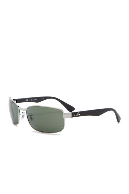 Image of Ray-Ban 60mm Polarized Navigator Sunglasses