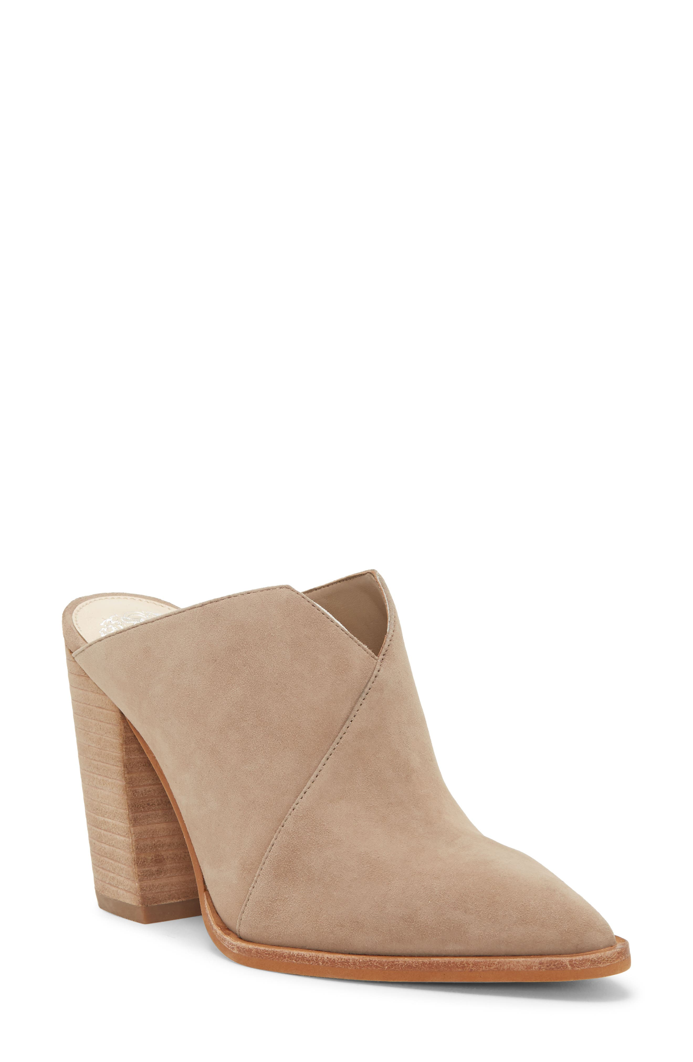 Vince Camuto Crissidy Mule, Beige