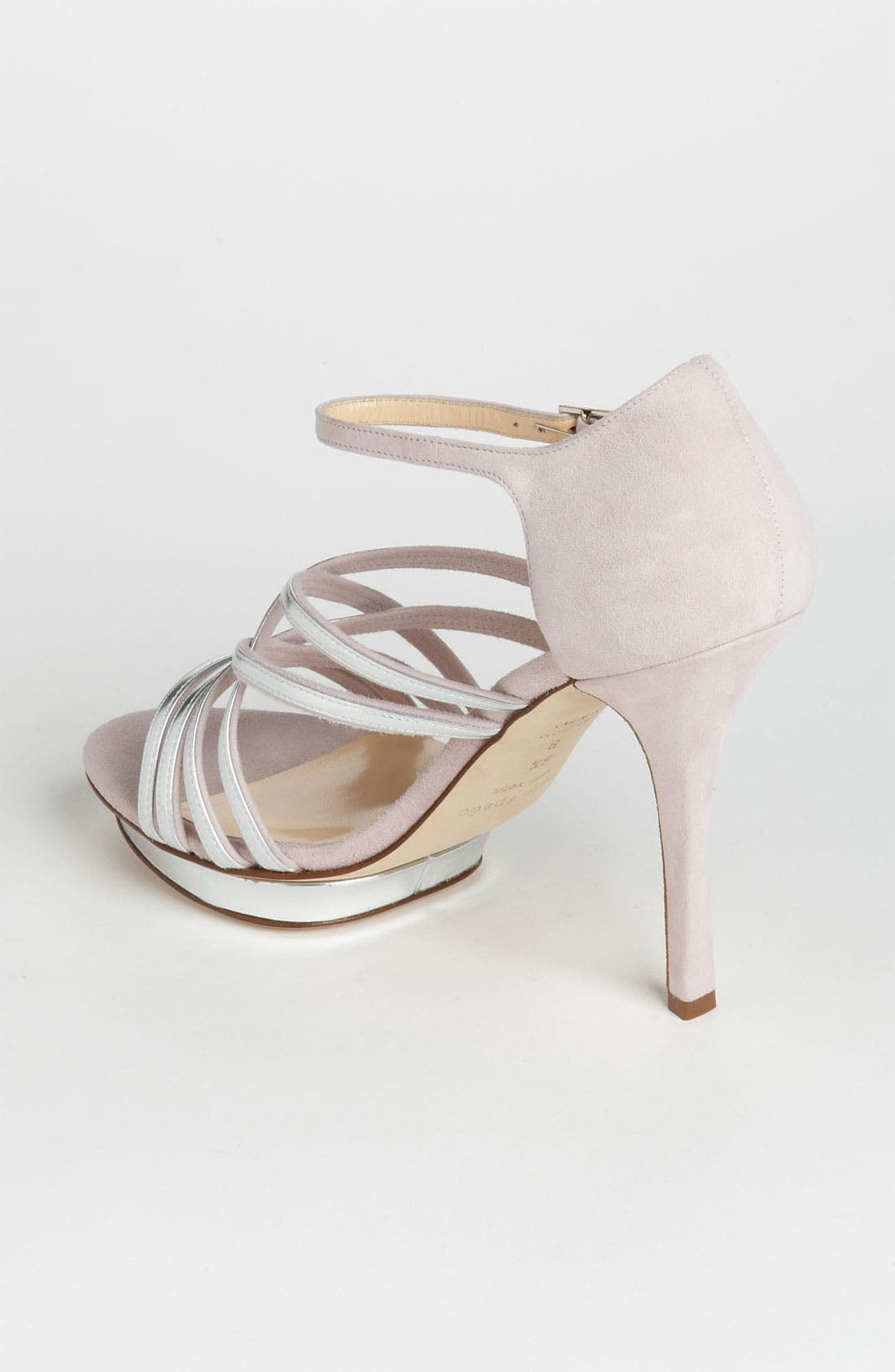 ,                             'vanity' sandal,                             Alternate thumbnail 3, color,                             661